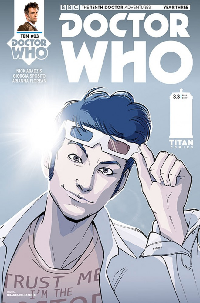 Doctor Who - The Tenth Doctor Year Three #3