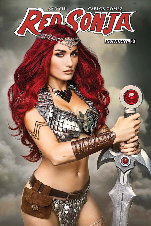 Red Sonja Vol.4 #3