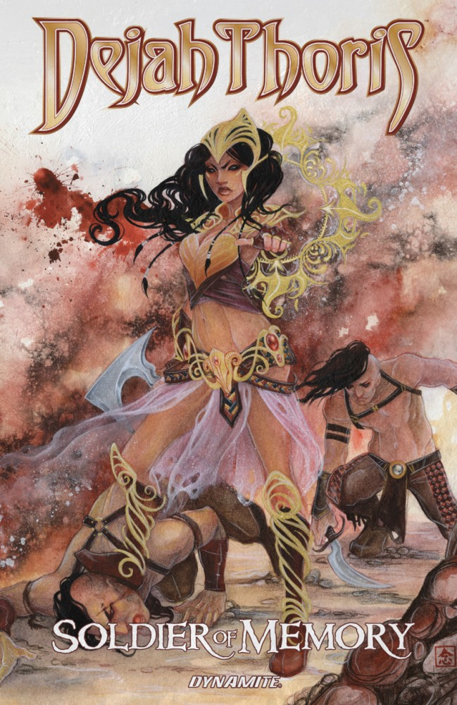 Dejah Thoris - Soldier of Memory Vol.1