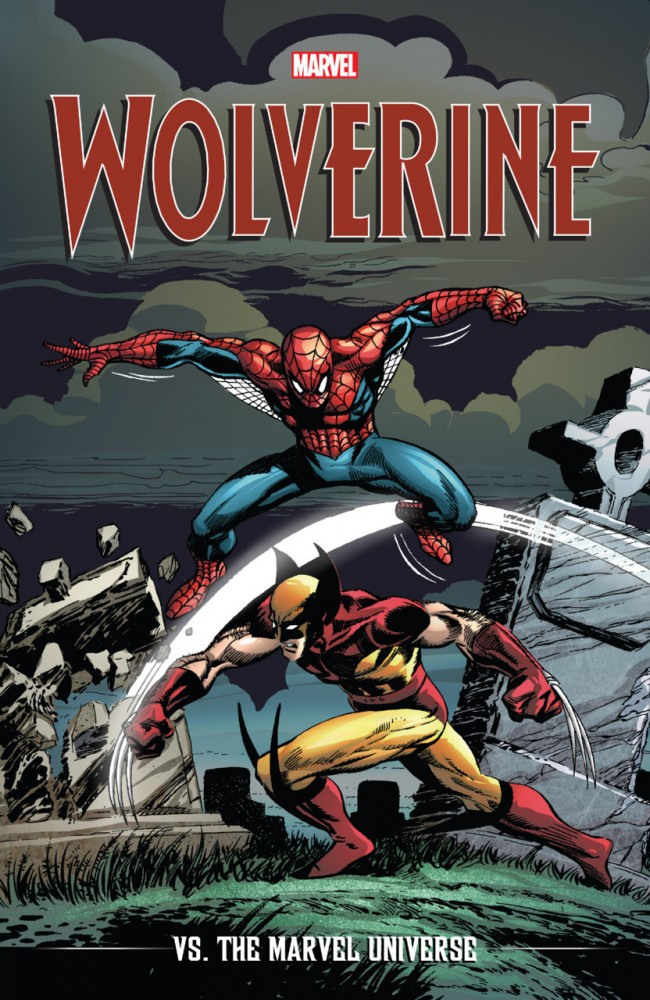 Wolverine vs. The Marvel Universe #1 - TPB