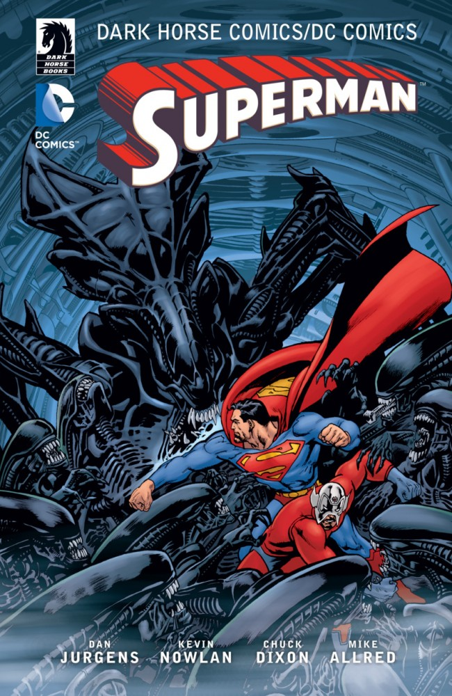 Dark Horse Comics/DC Comics - Superman #1 - TPB
