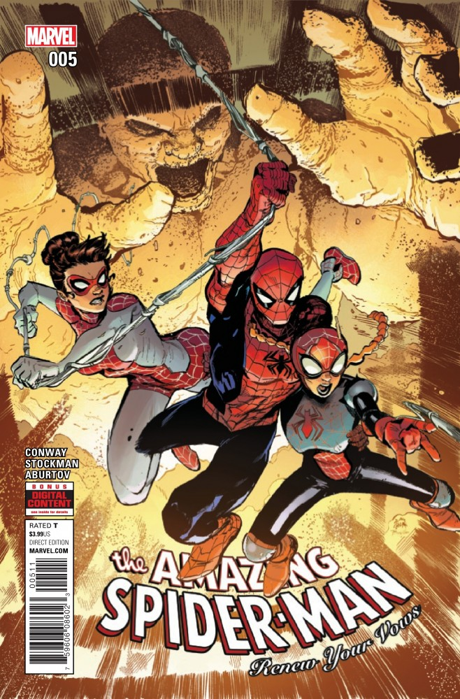 Amazing Spider-Man - Renew Your Vows #5