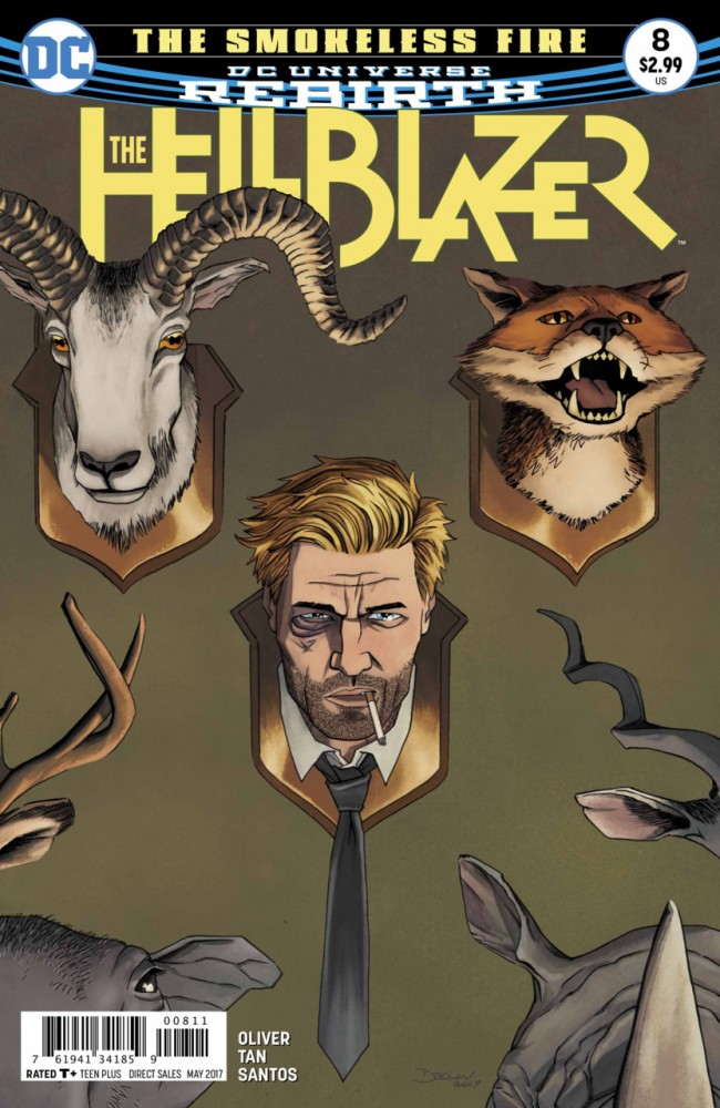The Hellblazer #8