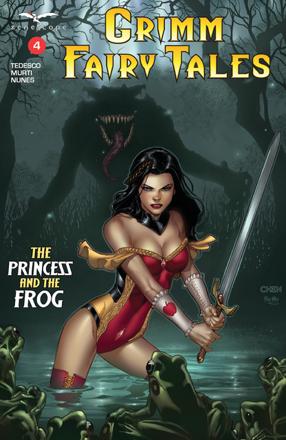 Grimm Fairy Tales Vol.2 #4