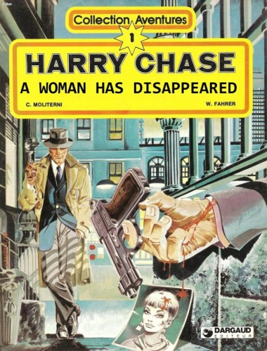 Harry Chase - T1 - A Woman has Disappeared