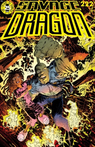 Savage Dragon #222