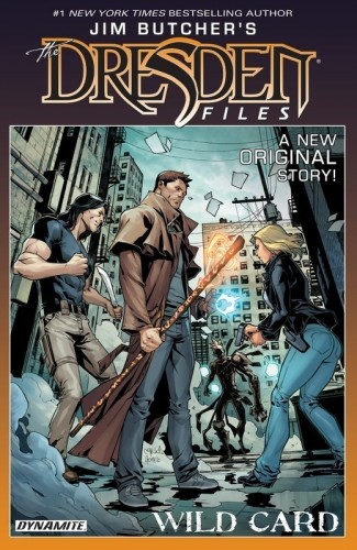 Jim Butcher's The Dresden Files - Wild Card
