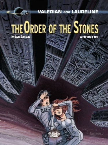 Valerian and Laureline #20 - The Order of the Stones