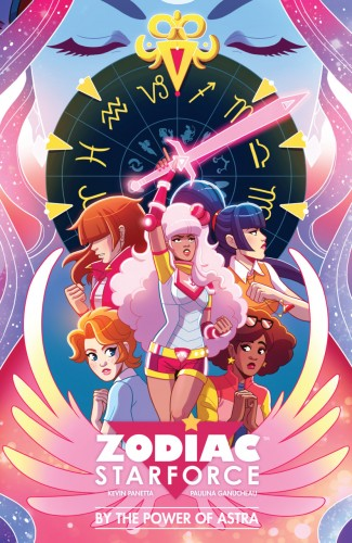 Zodiac Starforce - By the Power of Astra #1 - TPB