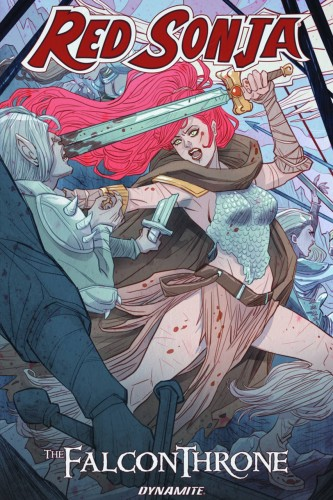 Red Sonja - The Falcon Throne #1 - TPB