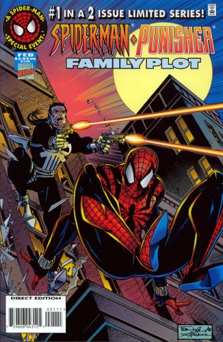Spider-Man/Punisher: Family Plot #1-2 Complete