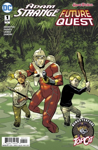 Adam Strange - Future Quest Special #1