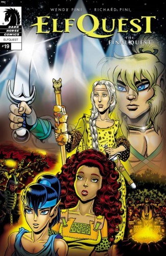 ElfQuest - The Final Quest #19