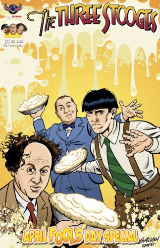 The Three Stooges - April Fools' Day Special #1