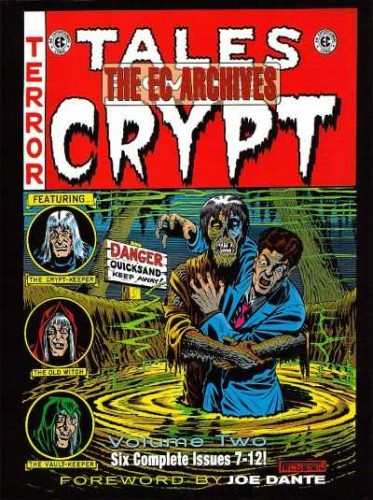 The EC Archives - Tales From the Crypt Vol.2