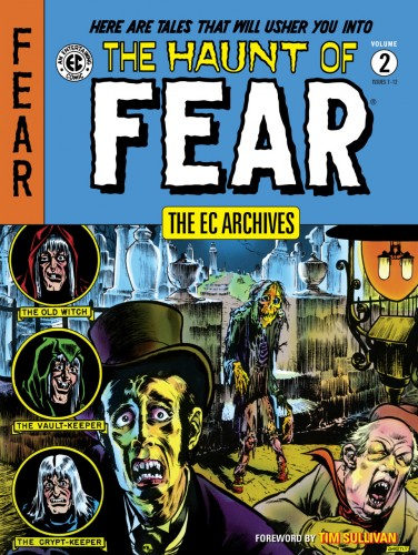 The EC Archives - The Haunt of Fear Vol.2