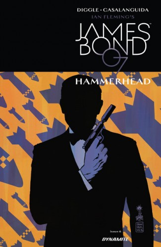 James Bond - Hammerhead #6