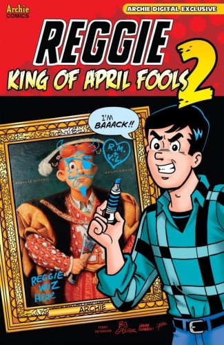 Reggie - King of April Fools 2 #1