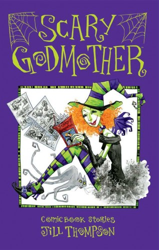Scary Godmother Comic Book Stories #1 - TPB