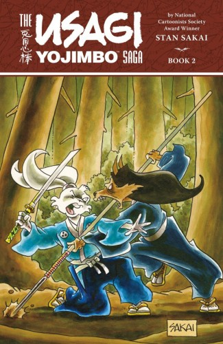 The Usagi Yojimbo Saga Book #2