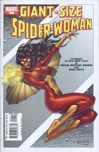 Giant-Size Spider-Woman #1