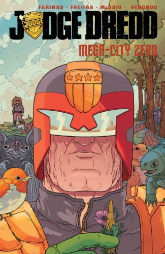 Judge Dredd - Mega-City Zero Vol.2