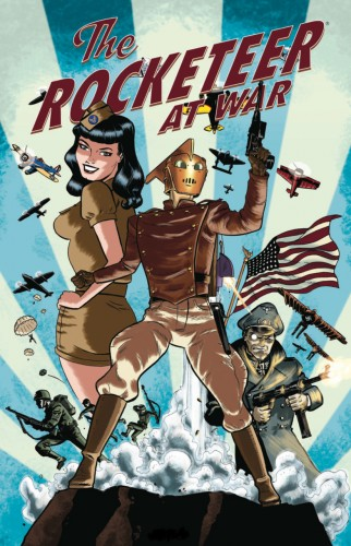 The Rocketeer At War #1 - TPB