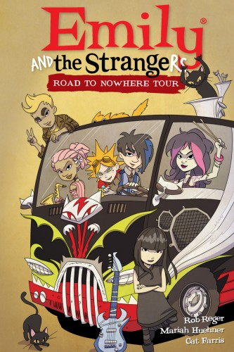 Emily and the Strangers Vol.3 - Road to Nowhere Tour
