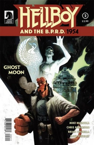 Hellboy and the B.P.R.D. - 1954 - Ghost Moon #2