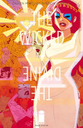 The Wicked + The Divine #28