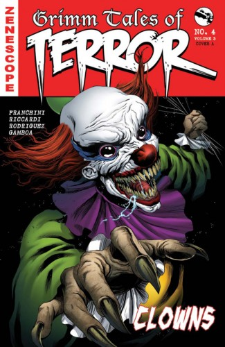 Grimm Tales of Terror Vol.3 #4