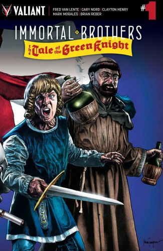 Immortal Brothers - The Tale of the Green Knight #1