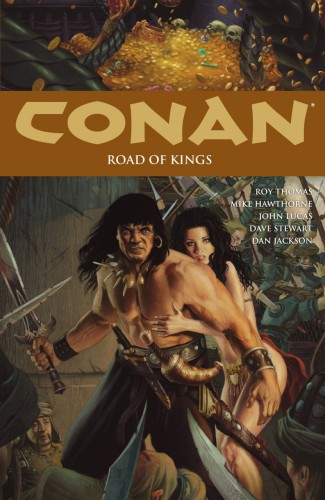 Conan Vol.11 - Road of Kings