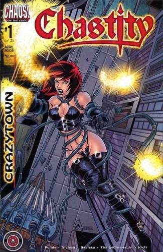 Chastity - Crazytown #1-3 Complete