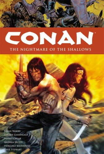 Conan Vol.15 - The Nightmare of the Shallows