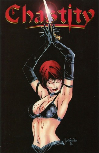 Chastity - Theatre Of Pain #1-3 Complete