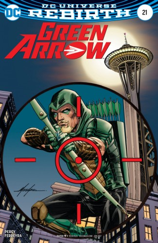 Green Arrow #21