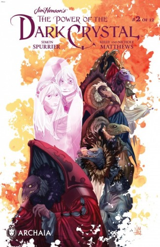 Jim Henson's - The Power of the Dark Crystal #2