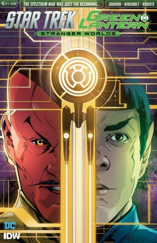 Star Trek - Green Lantern #5
