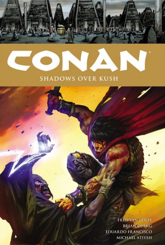 Conan Vol.17 - Shadows Over Kush