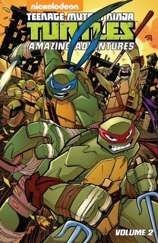 Teenage Mutant Ninja Turtles - Amazing Adventures Vol.2