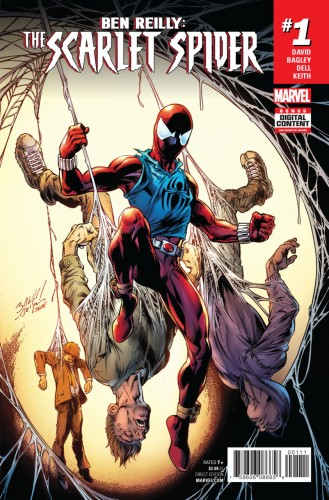 Ben Reilly - Scarlet Spider #1