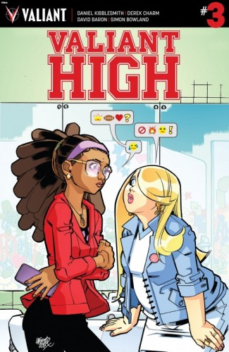 Valiant High #3
