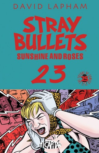 Stray Bullets - Sunshine & Roses #23