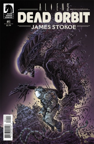 Aliens - Dead Orbit #1