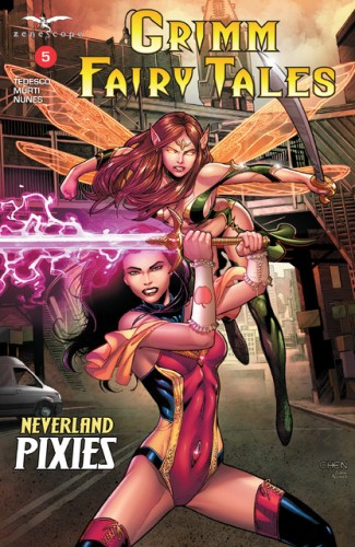 Grimm Fairy Tales Vol.2 #5
