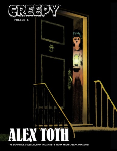 Creepy Presents Alex Toth #1 - HC