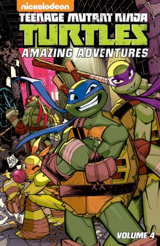 Teenage Mutant Ninja Turtles - Amazing Adventures Vol.4