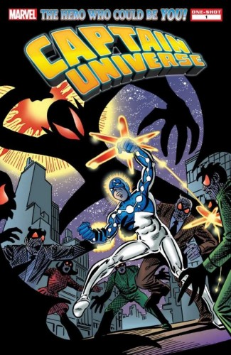 Captain Universe - The Hero Who Could Be You! #1