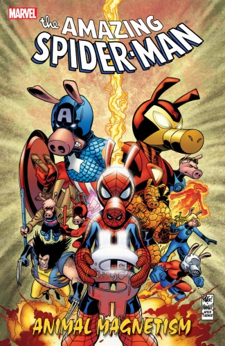 Spider-Man - Animal Magnetism #1 - TPB